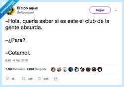 Enlace a Por fin un club donde puedo hacer amigos, por @eltipoaquerl
