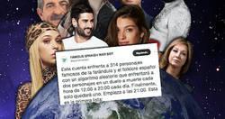 Enlace a Llega la @spanishwarbot la cuenta donde los famosos más famosos de España se matan entre ellos (solo ficción, nada de verdad)