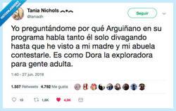 Enlace a Arguiñano: el cocinero-explorador extraño, por @taniadh