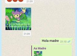 Enlace a Las madres y los memes son cosas que nunca jamás deberían de mezclarse, por @RetrAshado