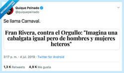 Enlace a Ahora vas y te callas Fran Rivera, por @quiquepeinado
