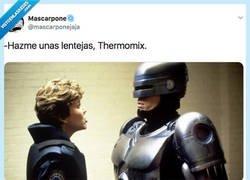 Enlace a Yo creo que no es una thermomis, que es una Alexa, por @mascarponejaja