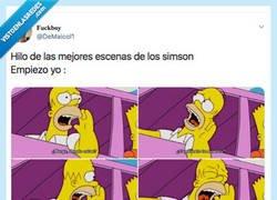 Enlace a Recopila las mejores frases de los Simpson y nos recuerda porque es la mejor serie de la historia por @DeMaicol1