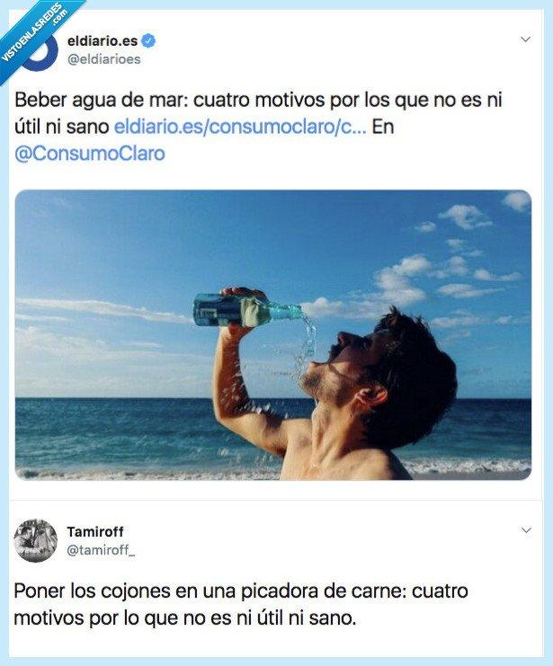 agua,beber,cosa,mar,sanas,útiles