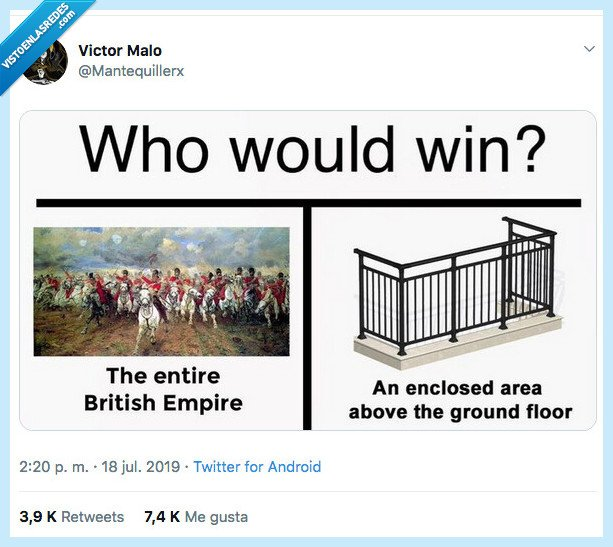 balconing,british empire,ganar,quien gana