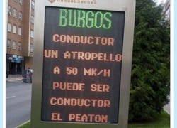 Enlace a ¿Donde está Rajoy? Está escribiendo los carteles de Burgos, por @hermanosoul