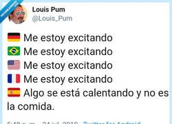 Enlace a Hay muchas cosas que se calientan, por @Louis_Pum