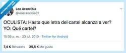 Enlace a No veo un pijo, por @leoarancibia01
