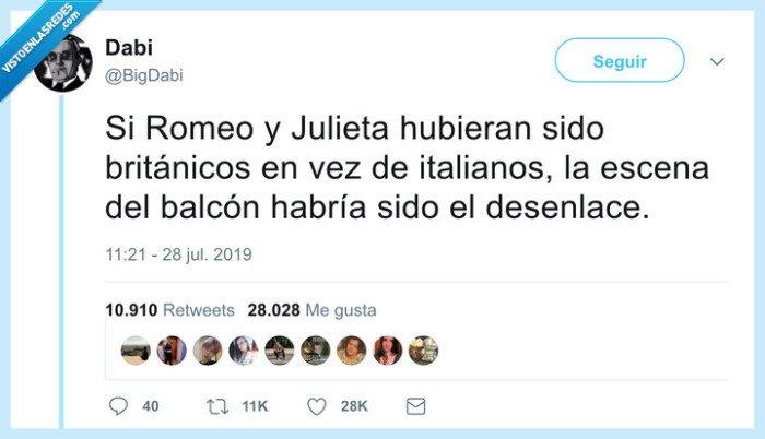 balconing,ingleses,julieta,romeo