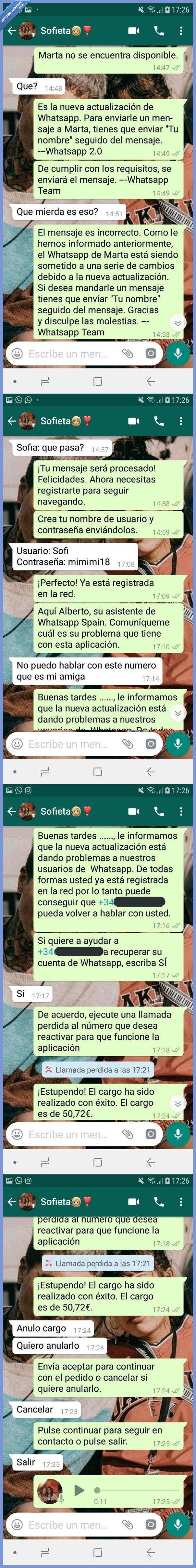 amiga,broma,caducar,whatsapp