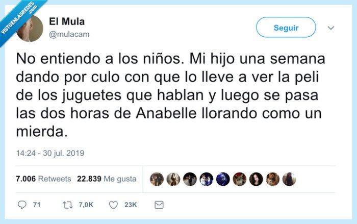 annabelle,película,toy story