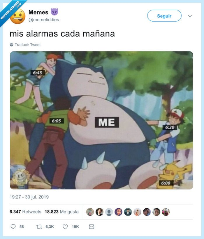 alarmas,despertar,pokemon