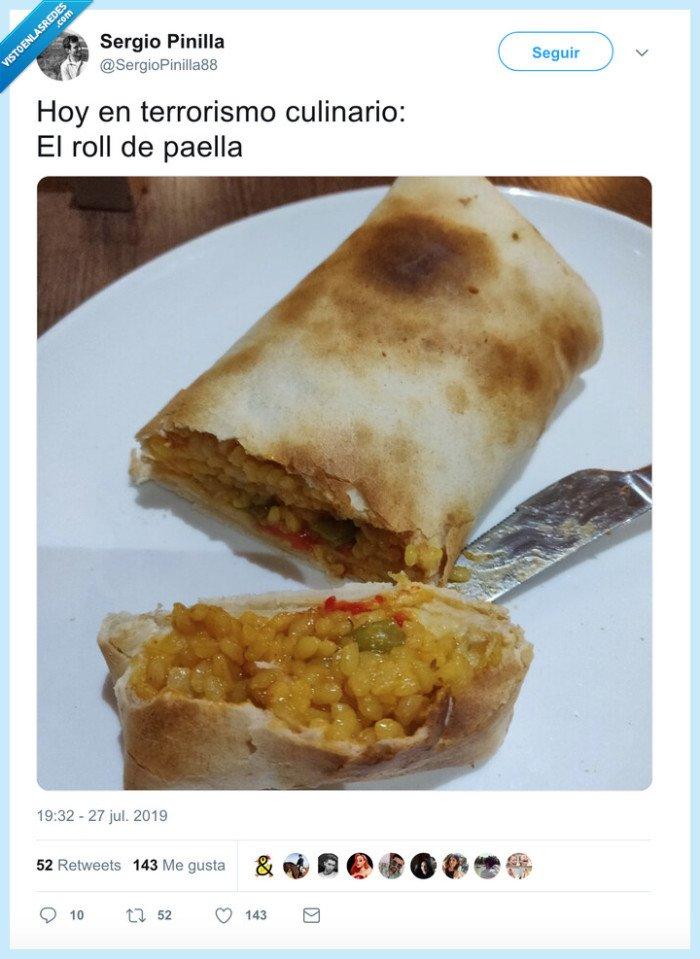 asco,paella,roll
