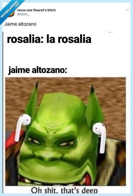 deep,jaime altozano,maravillar,rosalía
