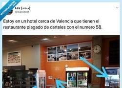 Enlace a Este hotel está lleno de números 58 mires donde mires por culpa de una leyenda urbana muy extraña, por @castoret