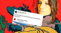 Enlace a Tremenda hostia le da India Martinez a este tío que la importuna por Instagram, por @Alex_Keyblader