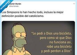 Enlace a Los Simpsons siempre dando en el clavo, por @tortondo