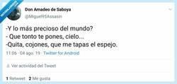 Enlace a Hay que tener amor propio, por @Miguel95Assasin