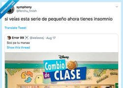 Enlace a Esas horas eran intempestivas, por @ferchu_finish