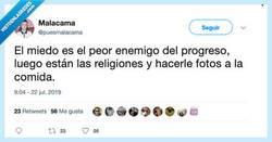 Enlace a SIMPLEMENTE CUÁNTA RAZÓN, por @puesmalacama