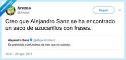 Enlace a Siguiendo la técnica de frases mierder para conseguir fans, por @Arezno