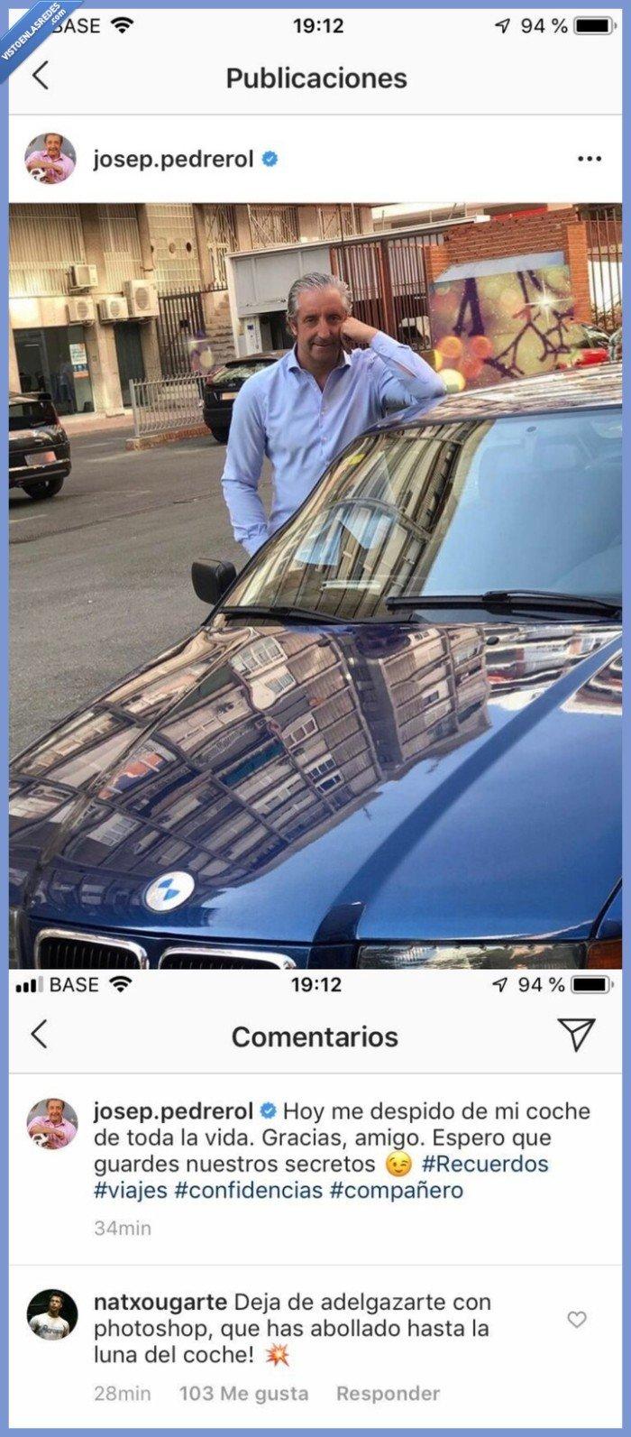 coche,pedrerol,photoshop