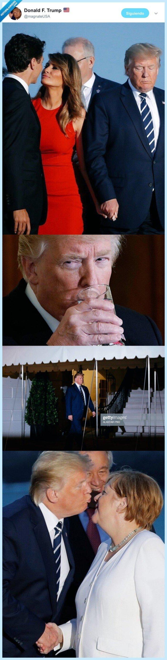 525510 - Trump está despechado, por @magnateUSA