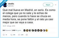 Enlace a Madrid no sabe beber, por @itwalks
