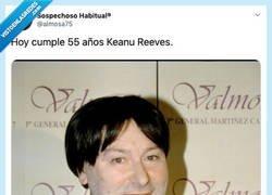 Enlace a ¡Felicidades, Keanu Ree--- ESPERA UN MOMENTO por @almosa75
