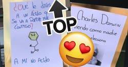 Enlace a Niños en este colegio han hecho una competición de memes científicos a mano. Y es genial