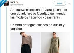Enlace a Lesiones en cuello y espalda en el nuevo catálogo de Zara, por @favadakedavra