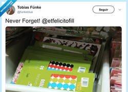 Enlace a Los gomets gourmet, por @funkeblue