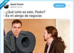 Enlace a El NOgociador, por @Aquel_Coche