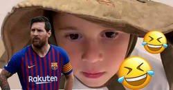 Enlace a Esta es la reacción de uno de los hijos de Messi tras ser enviado a Slytherin en vez de Gryffindor