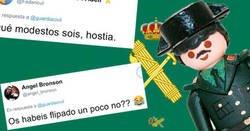 Enlace a El inadecuado tweet de la Guardia Civil por las inundaciones se lleva una oleada de críticas