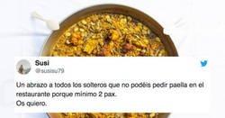 Enlace a World Paella Day: los mejores tweets de la paella valenciana y al arroz con cosas
