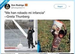 Enlace a Una infancia muy dura, por @RodrigoDdeV13