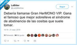 Enlace a Gran HerMONO VIP, por @LadyBitterKas