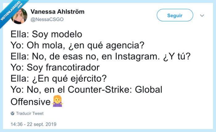 fake,instagram,modelo