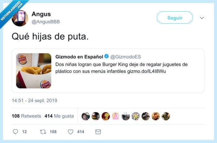 burger king,juguetes