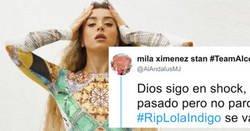 Enlace a Las redes sociales 'matan' a Lola Índigo y ella responde