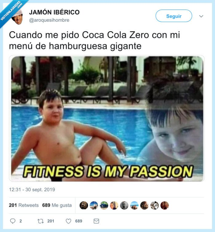 burger king,coca cola zero,cuidarse,fitness