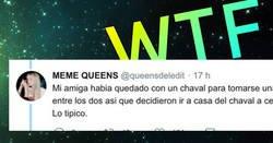 Enlace a Cuidado, en Madrid hay un loco que da laxante a las chicas para comérselo después, por @queensdeledit