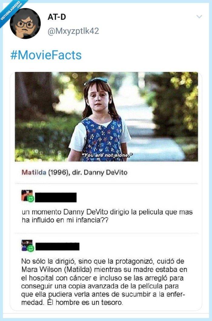 Danny DeVito,Matilda,Mxyzptlk42