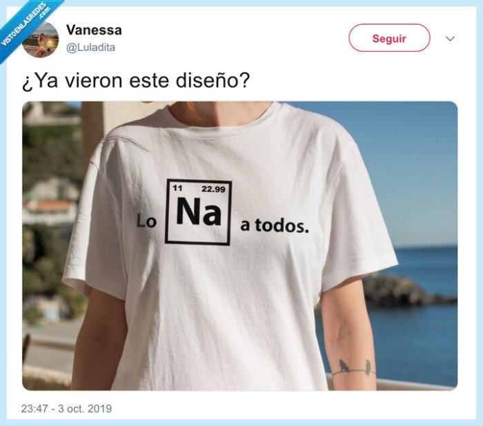 camiseta,na,odiar,sodio