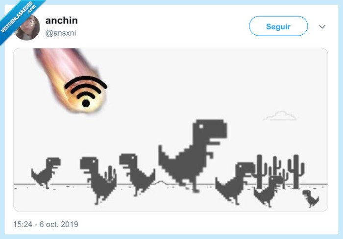 chrome,dinosaurio,extinguir,wifi