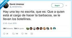 Enlace a Es de primero de barbacoa, por @_davidjimenez_