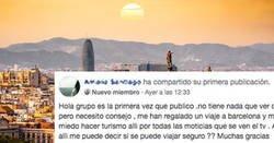 Enlace a La imagen que tienen de Barcelona los miembros del grupo privado de Facebook 'La verdad sobre nuestro Generalísimo Francisco Franco'