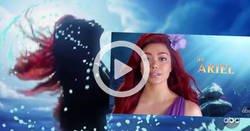 Enlace a Introducen el cast de La Sirenita LIVE y los actores y la edición parecen sacados de una parodia +18