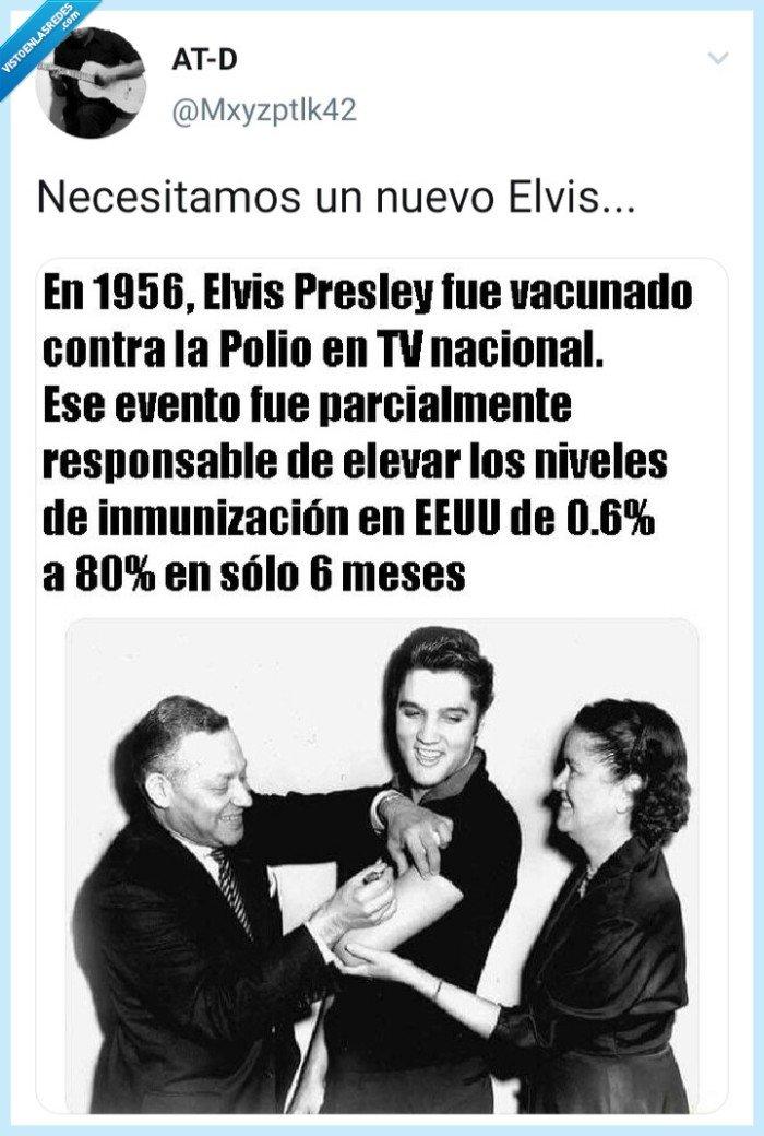 Elvis,Mxyzptlk42,polio,vacunas